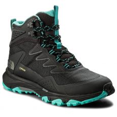 The North Face Bakancs THE NORTH FACE - Women's Ultra Fastpack Iii Mid Gtx GORE-TEX T939IT4HW Tnf Black/Porcelain Green