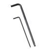 Genius Tools gömbvégű imbuszkulcs, L-alakú, metrikus, 3-as