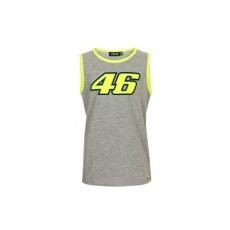 VR46 Valentino Rossi gyerek nyári póló ĂŠs nadrág szett VR46 classic grey - 6/7