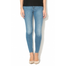 Vero Moda , Sophia skinny fit farmernadrág, Világoskék, M-L30 (10193330-LIGHT-BLUE-DENIM-M-L30)