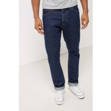 Next , Slim fit farmernadrág, Sötétkék, 32R (193135-BLUE-32R)