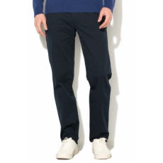 United Colors of Benetton , Straight fit chino nadrág, Sötétkék, 54 (4APN55CK8-06U-54)