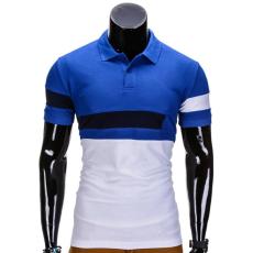 Ombre Póló S846 kék