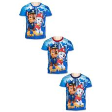 Mancs őrjárat: fiús póló - 98 méret