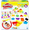 Play-Doh: színek és formák gyurmakészlet