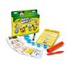 Crayola: gyurmavarázs dzsungel készlet