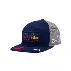 Puma Red Bull Racing sitles sapka Flat Ricciardo navy F1 Team 2018