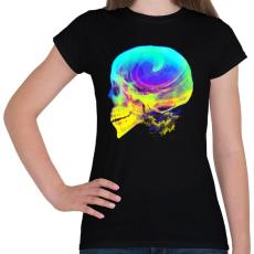 PRINTFASHION Radikális gondolatok - Női póló - Fekete