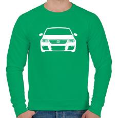 PRINTFASHION PASSAT - Férfi pulóver - Zöld