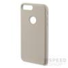 4smarts Cupertino Apple iPhone X szilikon hátlap tok, fehér