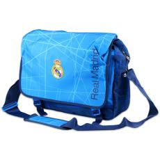 Ars Una Real Madrid: oldaltáska - kék