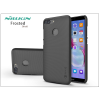 Nillkin Huawei/Honor 9 Lite hátlap képernyővédő fóliával - Nillkin Frosted Shield - fekete