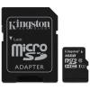 Kingston Card MICRO SD Kingston 16GB Canvas UHS-I CL10 adapter nélkül