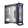 Cooler Master HÁZ COOLER MASTER MasterBox Q300P Fekete RGB Hûtõ