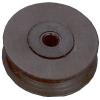 Viadana Sheave Hardcote PTFE Anodised Aluminium With Plastic Insert 34x10,8mm