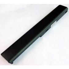 A31-X401 Akkumulátor 4400 mAh asus notebook akkumulátor