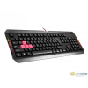 A4 Tech Bloody Q100 Blazing US gamer billentyűzet USB /A4TKLA44540/