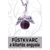 A KITARTÁS ANGYALA - füstkvarc angyalka nyaklánc