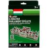 A magyar Parlament épülete 3D puzzle - 61 darabos