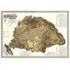 A magyar Szent Korona országainak földmívelési térképe