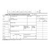 A nem TBC-s betegek nyilvántartása szabadlap A/6 fekvő