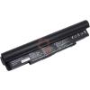 AA-PB8NC6M Akkumulátor 6600mAh fekete