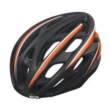 Abus ABUS S-Force Pro kerékpáros sisak (L, fekete/narancs) kerékpáros sisak