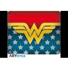ABYSSE DC Comics - Wonder Woman Logo egérpad