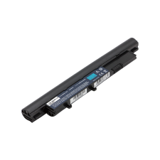 Acer Aspire 5810TG laptop akkumulátor, új, gyárival megegyező minőségű helyettesítő, 6 cellás (4400mAh) acer notebook akkumulátor