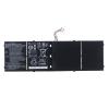 Acer Aspire V5-572PG 3560 mAh 4 cella fekete notebook/laptop akku/akkumulátor utángyártott