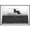 Acer eMachines E725 fekete magyar (HU) laptop/notebook billentyűzet