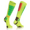 Acerbis gyerek cross zokni - MX Impact Junior - narancs/sárga
