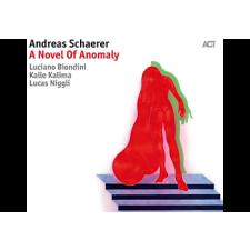Act Andreas Schaerer - A Novel Of Anomaly (Cd) jazz