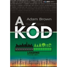 Adam Brown A kód regény