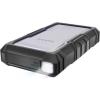 ADATA D6750 16750mAh powerbank ezüst (LED)