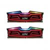 ADATA DDR4 16GB PC 3000 CL16 ADATA XPG D10 Dual  AX4U300038G16-DRS