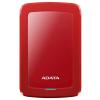 "ADATA HV300 1TB 2.5"" 5400 rpm 16 MB USB 3.1 Piros AHV300-1TU31-CRD"