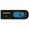 ADATA USB Memory DashDrive UV128 16GB USB 3.0 Black+Blue