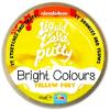 Addo Intelligens putty gyurma: élénk színek - sárga