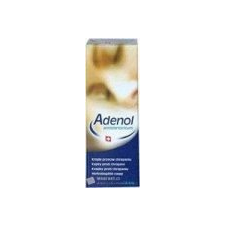 Adenol horkolásgátló csepp 10ml gyógyhatású készítmény