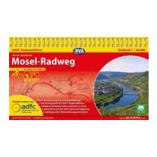 ADFC-Radreiseführer Mosel-Radweg – Otmar Steinbicker idegen nyelvű könyv