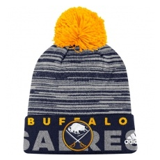 Adidas Buffalo Sabres tĂŠli sapka On-Ice Cuffed Pom