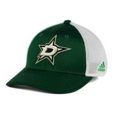 Adidas Dallas Stars baseball sapka green Mesh Flex Cap - L/XL