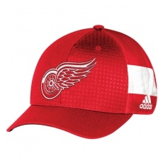 Adidas Detroit Red Wings baseball sapka red Draft 2017 - L/XL