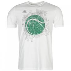 Adidas férfi rövidujjú edzős póló