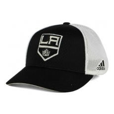 Adidas Los Angeles Kings baseball sapka black Mesh Flex Cap - L/XL