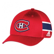 Adidas Montreal Canadiens baseball sapka red Draft 2017 - S/M