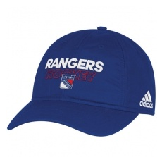 Adidas New York Rangers baseball sapka blue On-Ice Adjustable