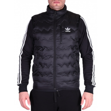 ADIDAS ORIGINALS SERRATED VEST    BLACK Mellény
