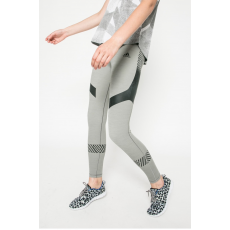 Adidas PERFORMANCE - Legging Ultimate Tights Core Heather - szürke - 1021479-szürke